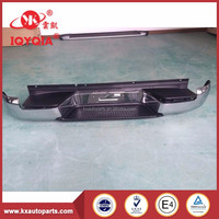 OEM auto rear bumper red for body for VW AMAROK 2010-
