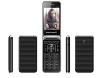 OEM Excellent 2.8inch slim mobile flip cell phone unlocked