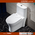 Popular Boothroom Siphonic one piece WC Toilet