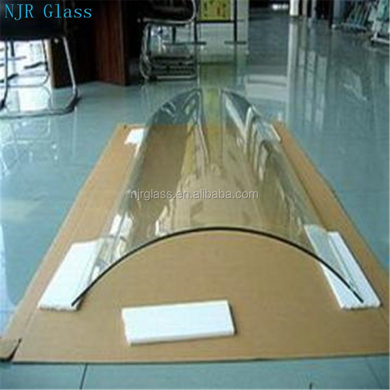clear tempered awnings door canopies toughened glass
