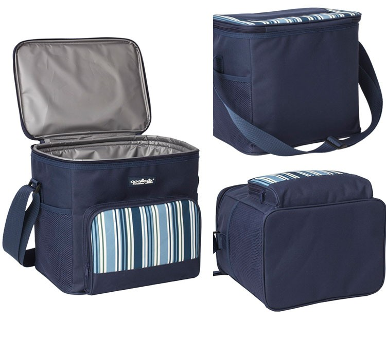 High Quality 24 Cans Insulated Cooler Bag