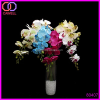 real touch scented orchid wholesale silicone flowers artificial