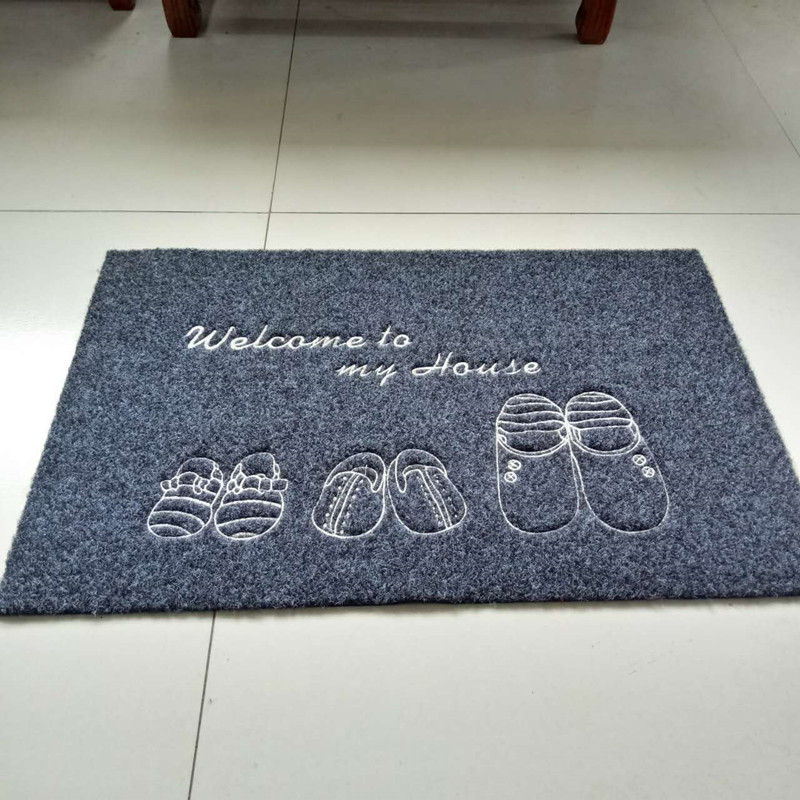 Non skid comfort thick custom kitchen floor mats