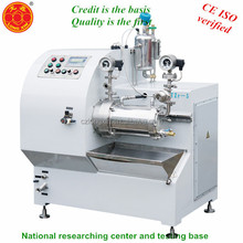CE approved sand ball bead grinding machine grinder bead mill for paint and inkjet