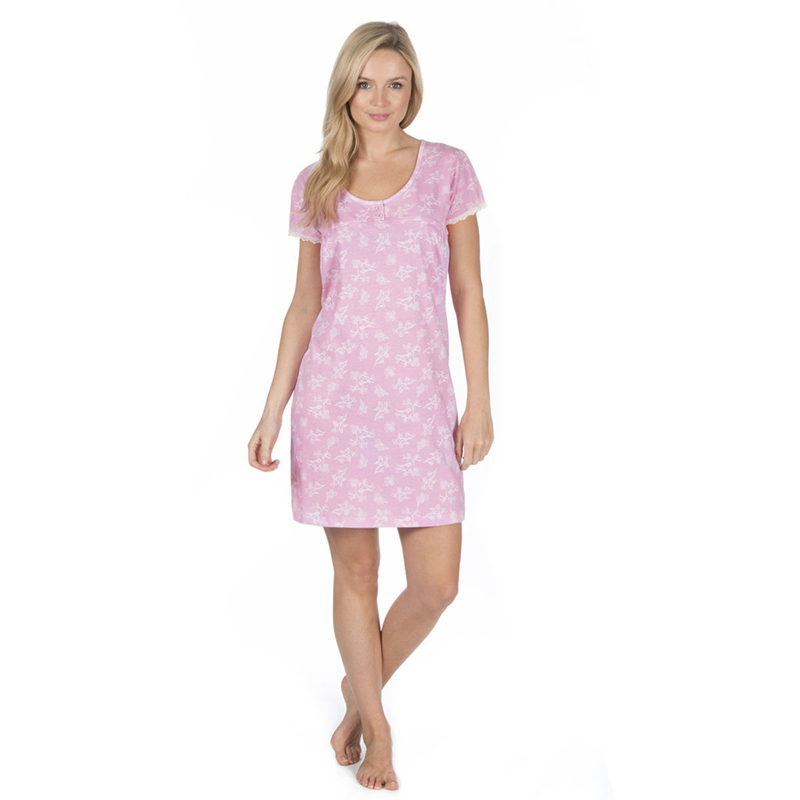 New design custom best quality cheap sleep wear for women