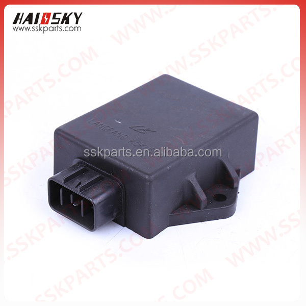 HAISSKY motorcycle parts spare AN125 Parts CDI Unit For Suzuki