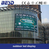 Led Sports Entertainment Sign Display Screen