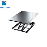 sit to stand lifting school furniture desk parts