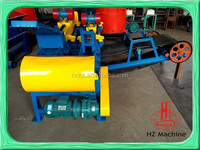 Henan factory waste lead battery dismantling machine
