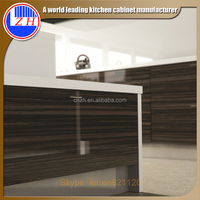 Guangzhou wholesale CE approved modern glossy acrylic kitchen cabinet manufacturers ratings No 1 kitchen cabinet supplier