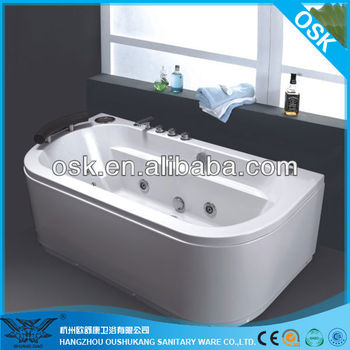 Portable Bathtub OSK-917 with Massage Jets