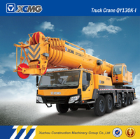 XCMG Official manufacturer QY110K 110ton mobile pickup crane for sale(more models for sale)