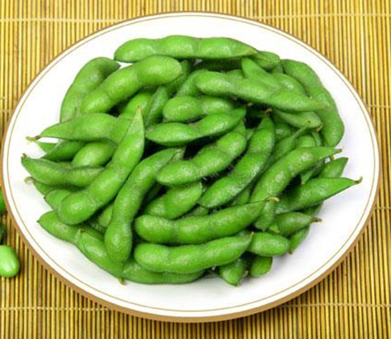 Wholesale High Quality Frozen Edamame soy beans in pods