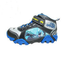 Black Blue Boys Kids Students High Top School Shoes Casual for kids