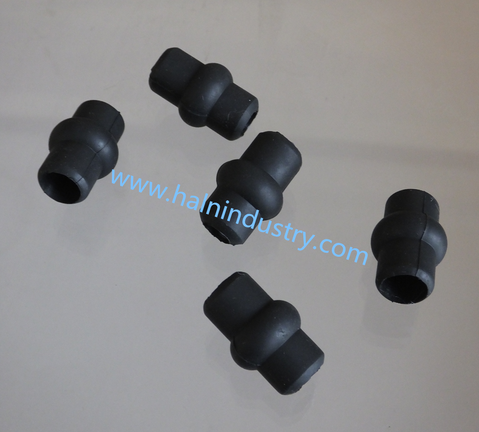 custom molded silicone rubber sleeve