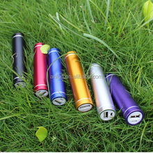China supplier ! ALD-P13 2600mah universal external portable cell phone charger for mobile phone