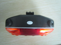 bajaj 150cc pulsar motor bike turning light