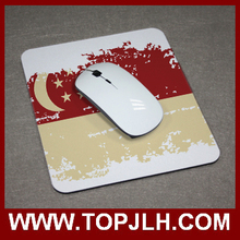 Promotional Gifts Custom Printed Silicone Rubber Mouse Pad