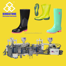 Automatic Rotary Single/Double Color Boots Direct Injection Molding Machine