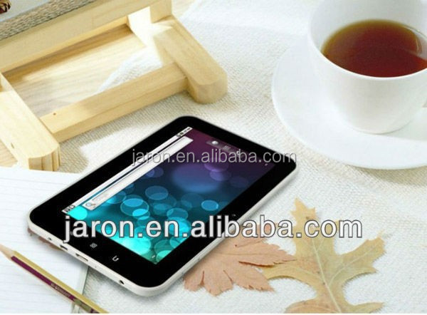 Alibaba China Dual Core POS Tablet 7 Inch NFC 3G Tablet