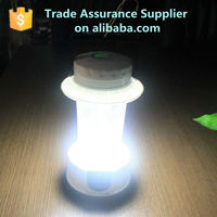 led night light kit 18650 lithium battery charging smart mobile hanging solar lantern