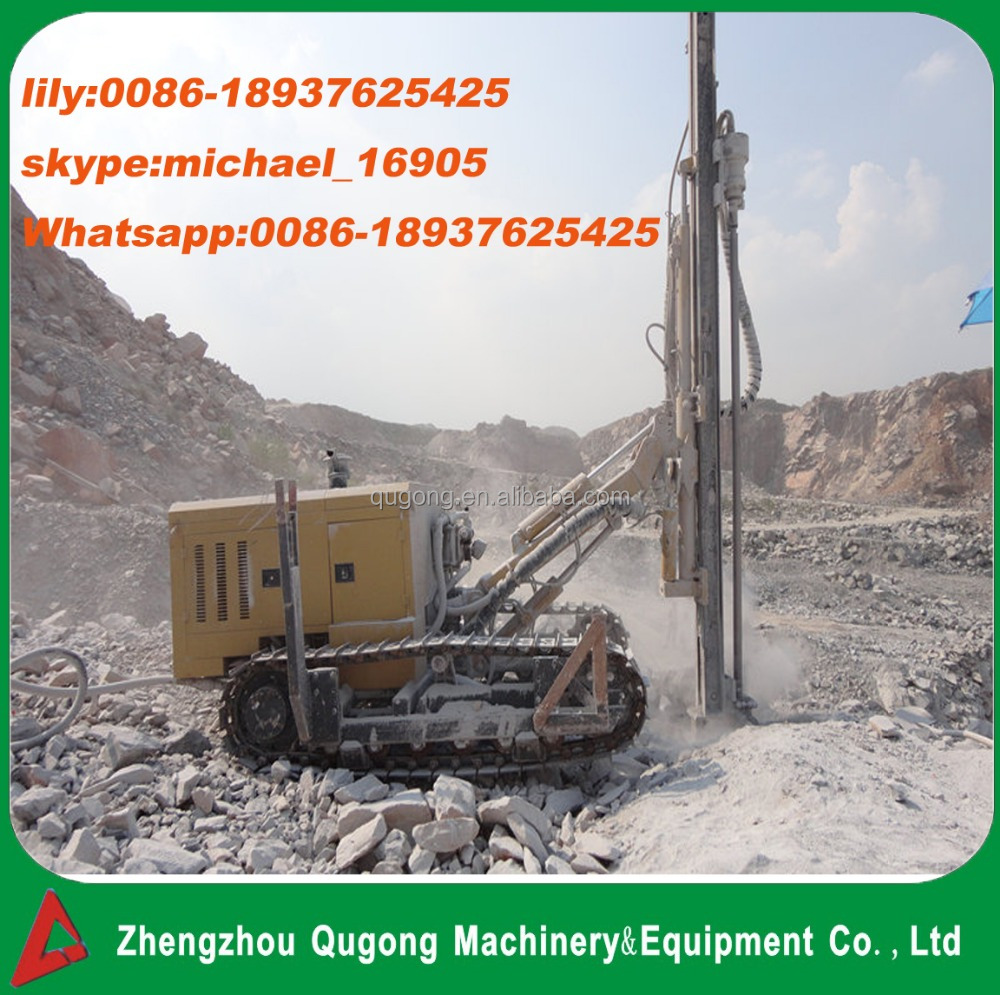 KY120 cheap price Horizontal directional drilling machine/earth hole drilling machine for sale