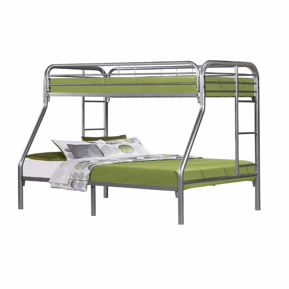 Horizontal Folding Beds : Horizontal folding bunk wall bed triple for kids