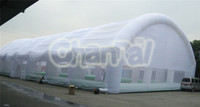 Big inflatable wedding outdoor tent for sale, white event party tent inflatable