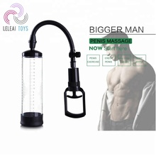 2017 hot selling no side effects free male vacuum pump sex toys for man penis enlargement pump