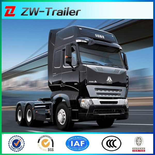 sinotruk howo diesel engine tractor trucks for sale