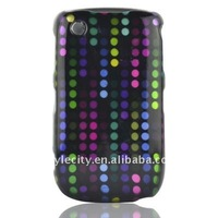 Graphic Plastic Phone Cover Case for BlackBerry Curve 3G 9300 / 9330 / 8520 / 8530