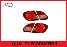 car tail lamp used for toyota corolla 2003 tail lamp