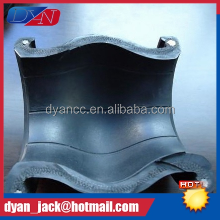 Dyan Brand Eccentric reducing rubber joints High temperature resistant