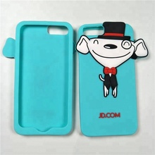 JD Silicone Phone Case For iphone 7 Customized Mobile Phone Protect Case