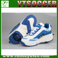 Kids 1 wheel roller air shoes
