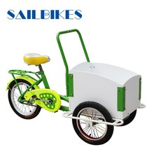 china golden supplier jxcycle cargo tricycle for kids