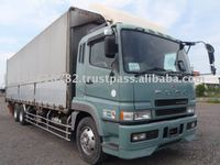 21-03602 USED FUSO CARGO TRUCK