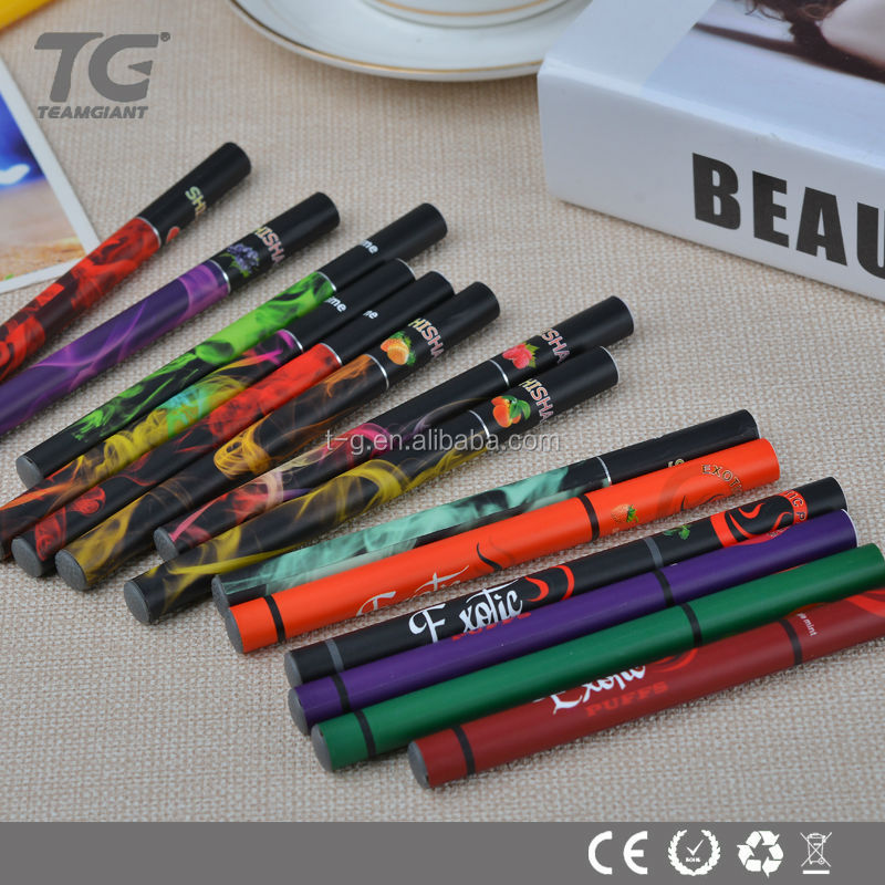 Teamgiant factory OEM all kinds e-cigarettes private label