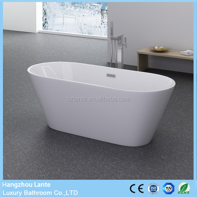 Chinese Supplier Low Price Acrylic Cheap Freestanding Bathtub with Soaking Function