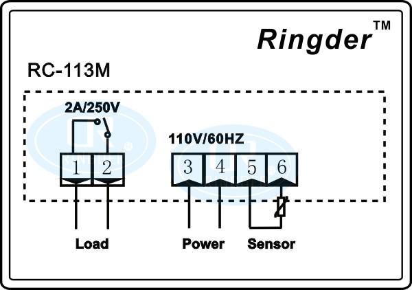 ringder rc 310m digital thermostat for egg incubator buy thermostat for egg incubator