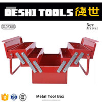 Customizing Quality Cantilever Suite case Strong Tool Box With Ergonomic Design