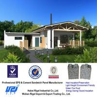 fast built prefab temporary labor camp building