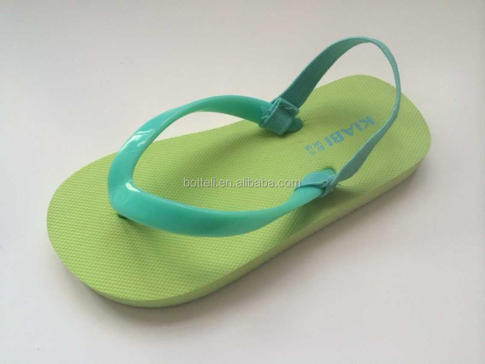 kids cheap wholesale rubber flip flops