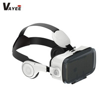 2017 Gift Customized Watch 3D Movie High Immersive Environment VR box Virtual Reality