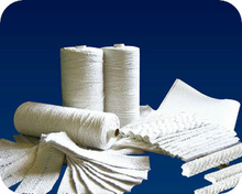CT Insulating Ceramic Fiber Textiles