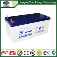 48v Deep Cycle Sealed Lead Acid Battery 12V250AH Deep Cycle Solar battery
