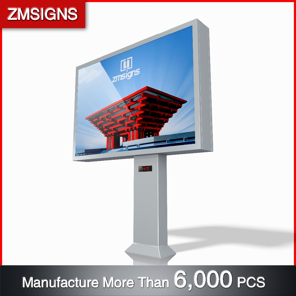 ZM-M004 Mega scroller Advertisement light box manufacturers