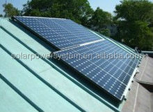 solar pv power system 50kw with whole package made in china 100 w