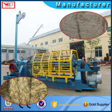 rice straw rope making machine business for sale/rope making machine