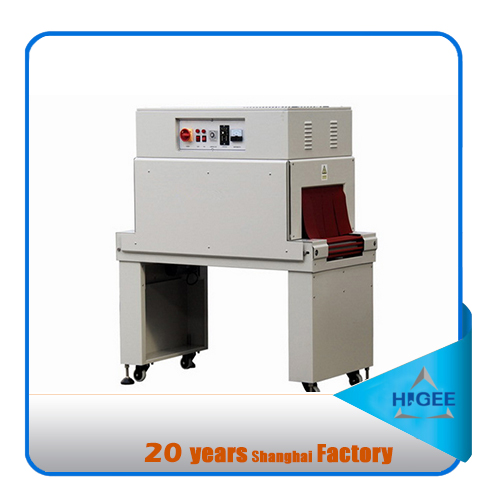 L sealer and hot shrink pack machine